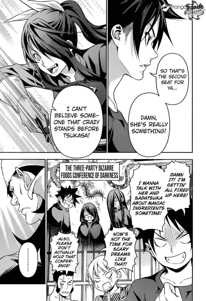 Shokugeki no Soma Chapter 220  Online Free Manga Read Image 17