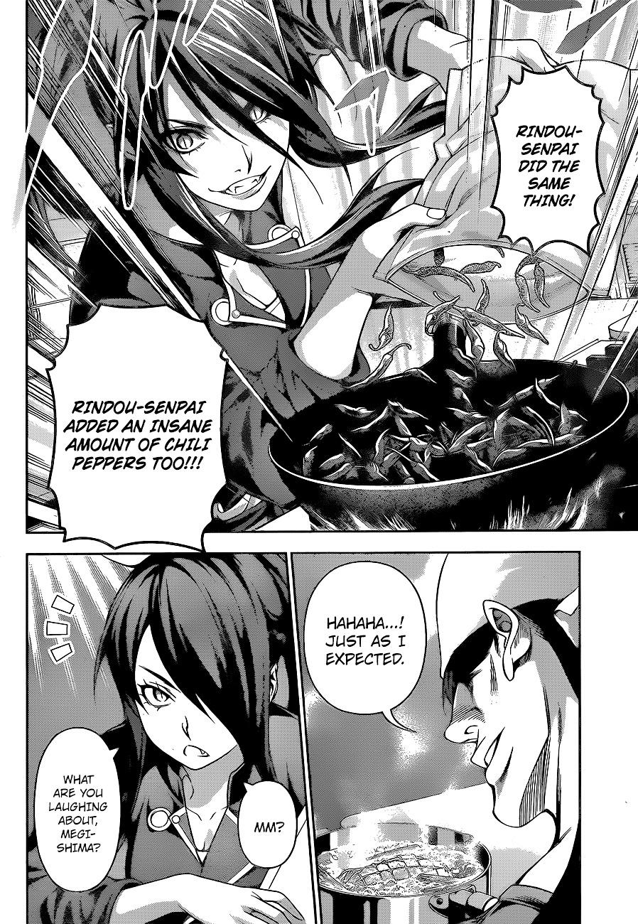 Shokugeki no Soma Chapter 221  Online Free Manga Read Image 15