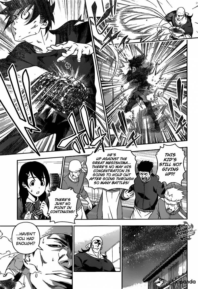 Shokugeki no Soma Chapter 222  Online Free Manga Read Image 17