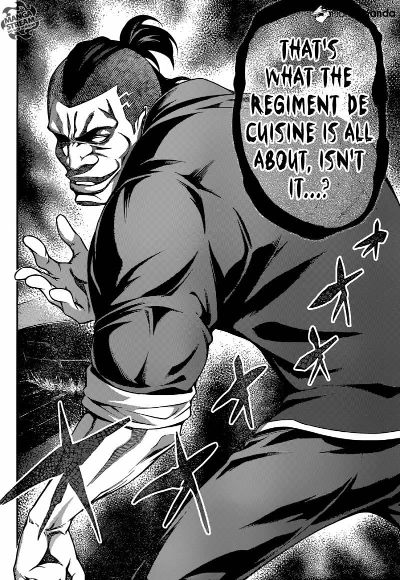 Shokugeki no Soma Chapter 223  Online Free Manga Read Image 14