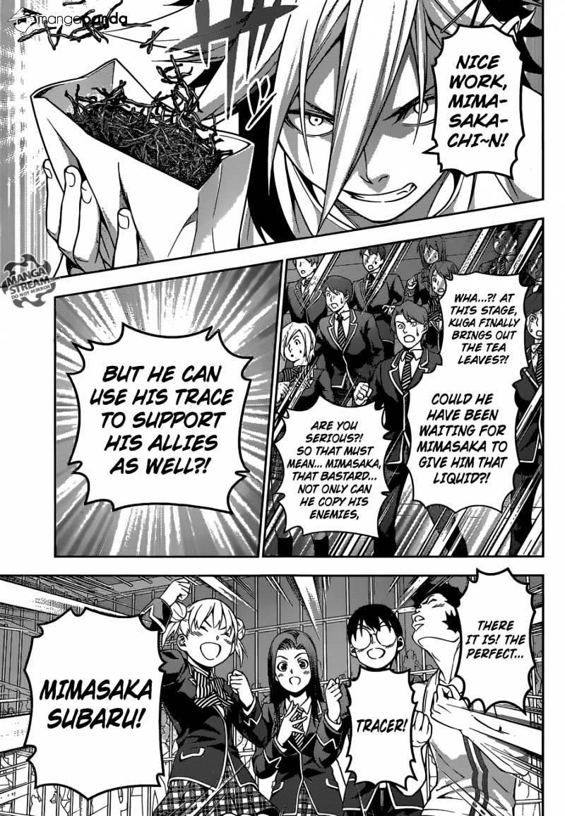 Shokugeki no Soma Chapter 223  Online Free Manga Read Image 15