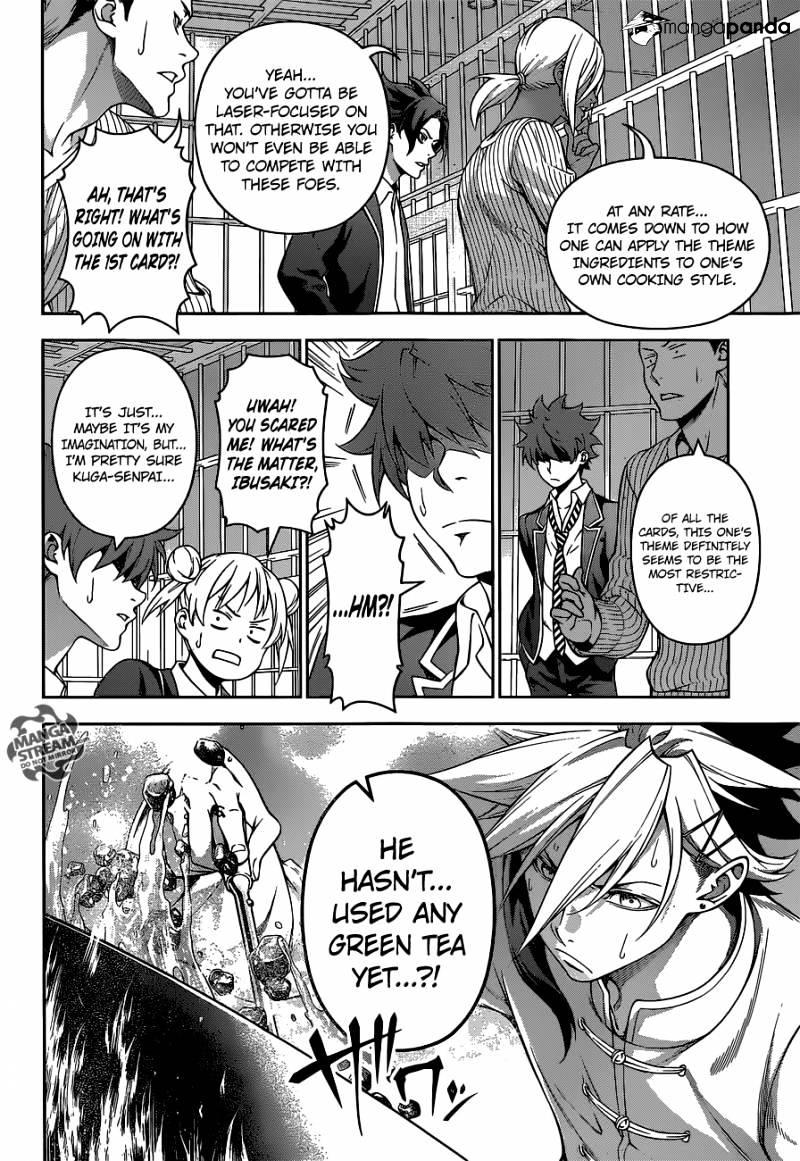 Shokugeki no Soma Chapter 223  Online Free Manga Read Image 3