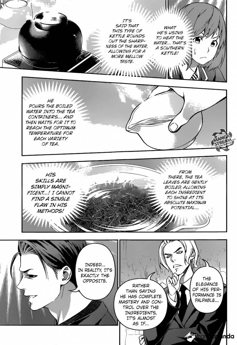 Shokugeki no Soma Chapter 223  Online Free Manga Read Image 8
