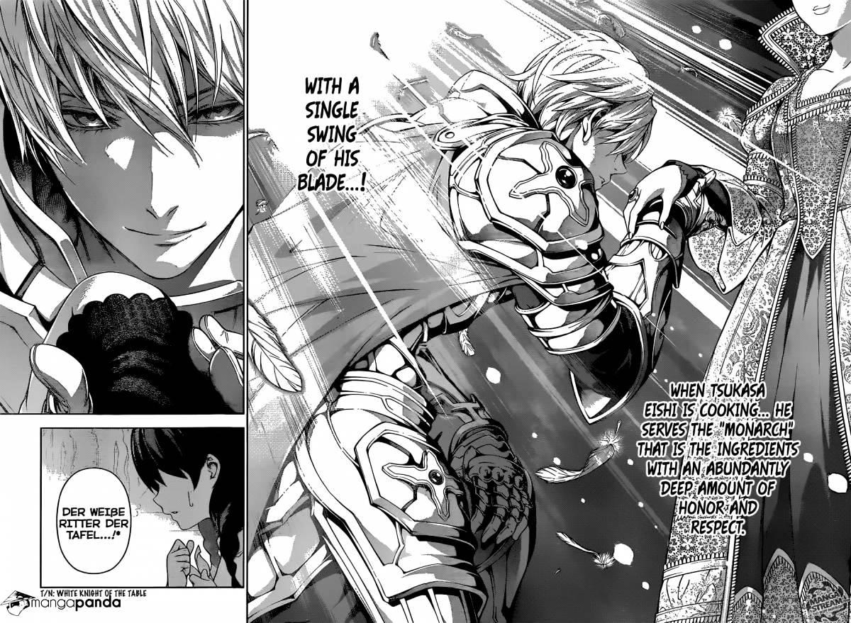 Shokugeki no Soma Chapter 223  Online Free Manga Read Image 9