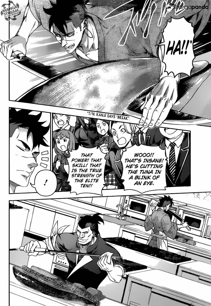 Shokugeki no Soma Chapter 224  Online Free Manga Read Image 12