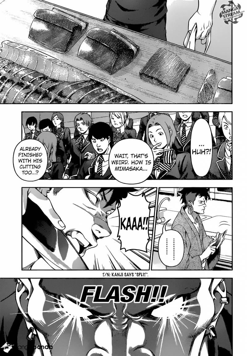 Shokugeki no Soma Chapter 224  Online Free Manga Read Image 13