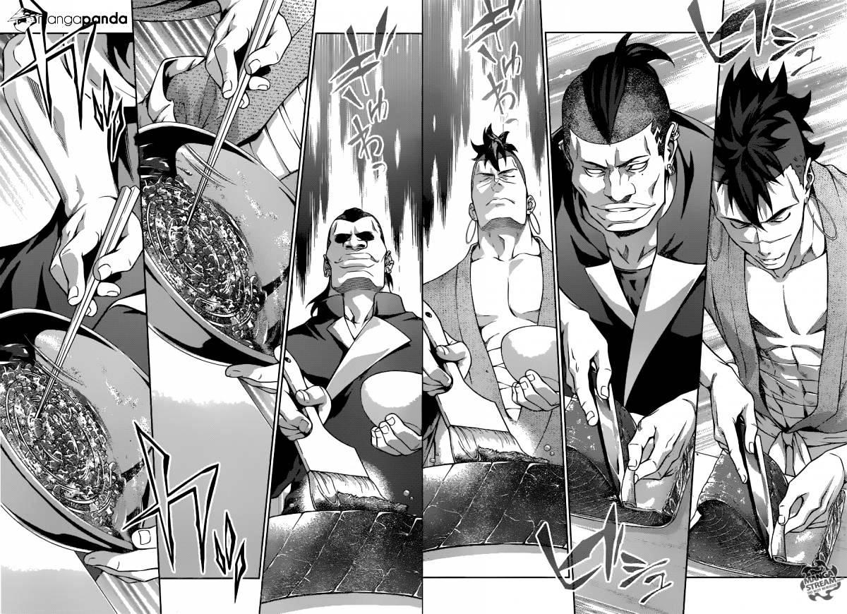 Shokugeki no Soma Chapter 224  Online Free Manga Read Image 14