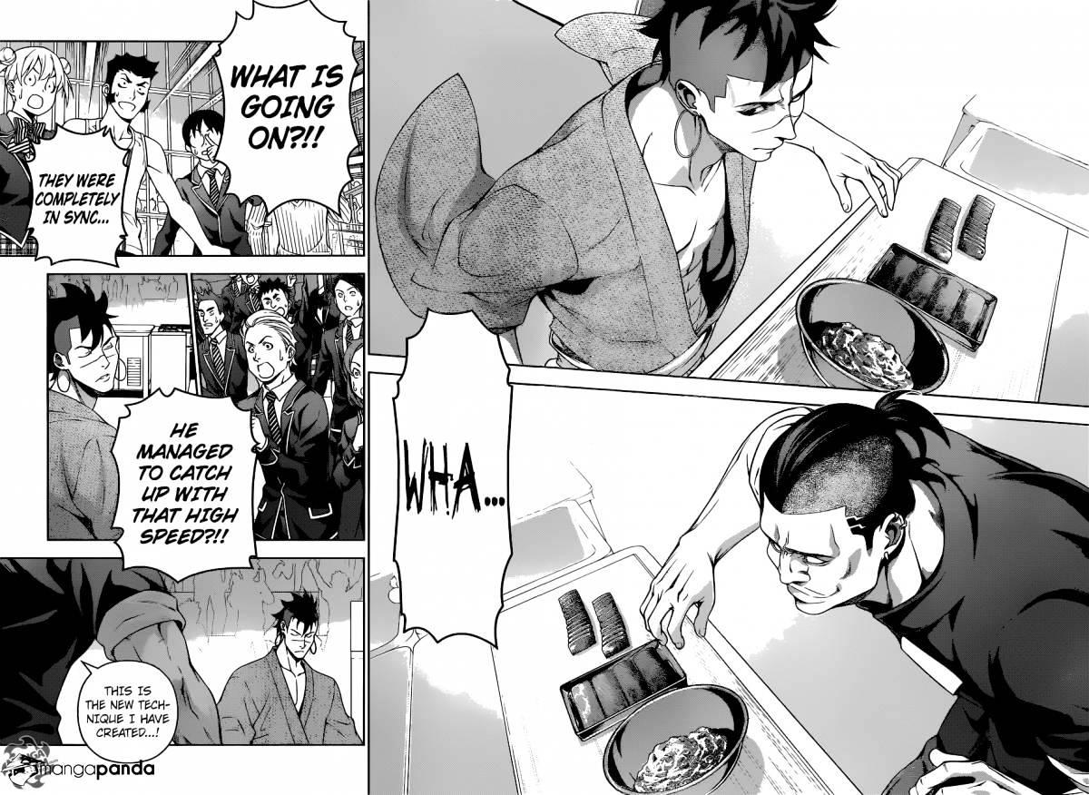 Shokugeki no Soma Chapter 224  Online Free Manga Read Image 15