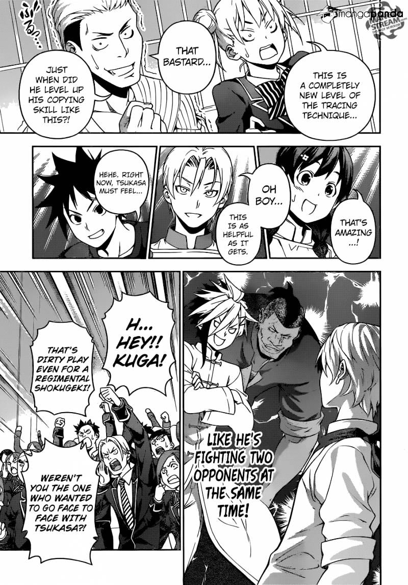 Shokugeki no Soma Chapter 224  Online Free Manga Read Image 17