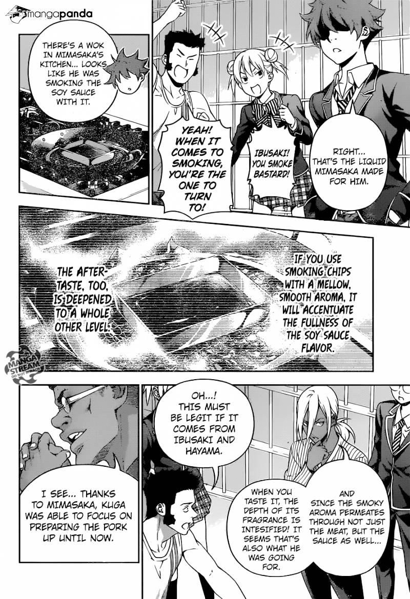 Shokugeki no Soma Chapter 224  Online Free Manga Read Image 8