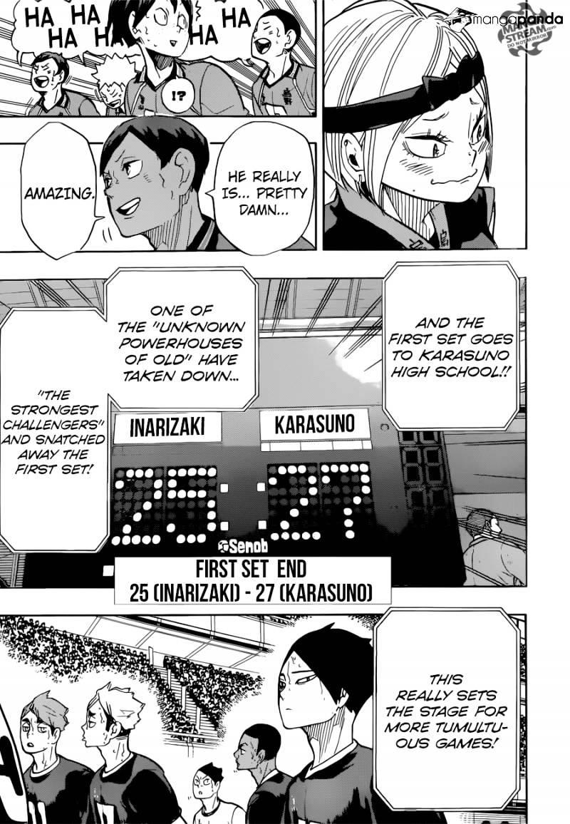 Shokugeki no Soma Chapter 225  Online Free Manga Read Image 16