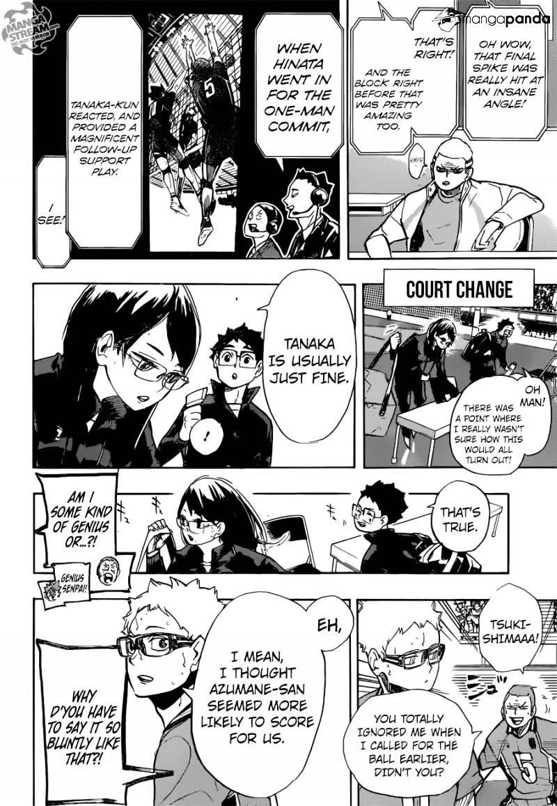 Shokugeki no Soma Chapter 225  Online Free Manga Read Image 17