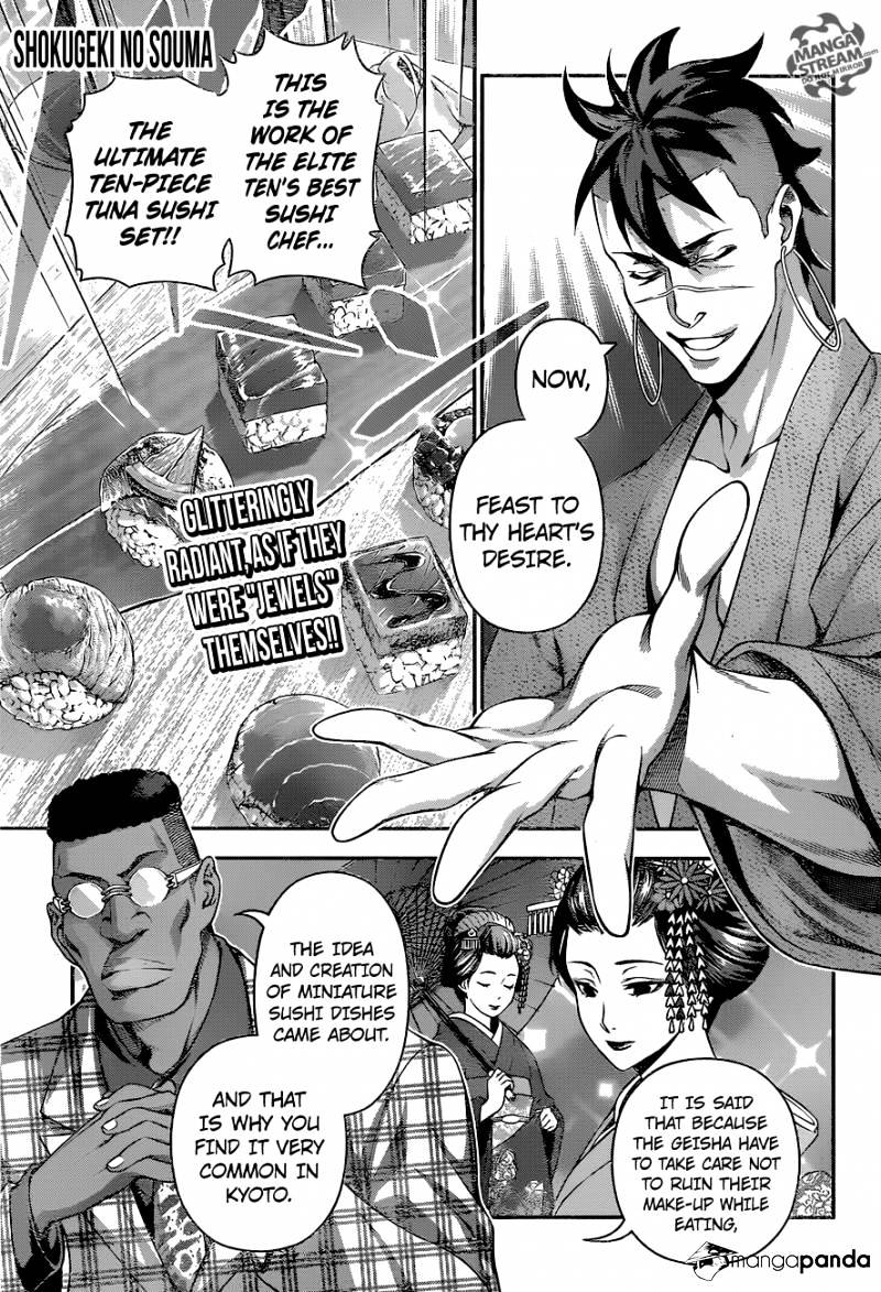 Shokugeki no Soma Chapter 226  Online Free Manga Read Image 1