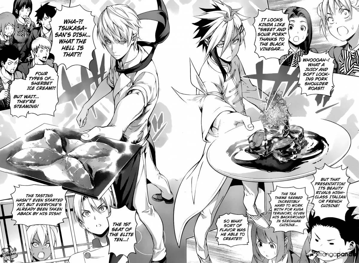 Shokugeki no Soma Chapter 226  Online Free Manga Read Image 17