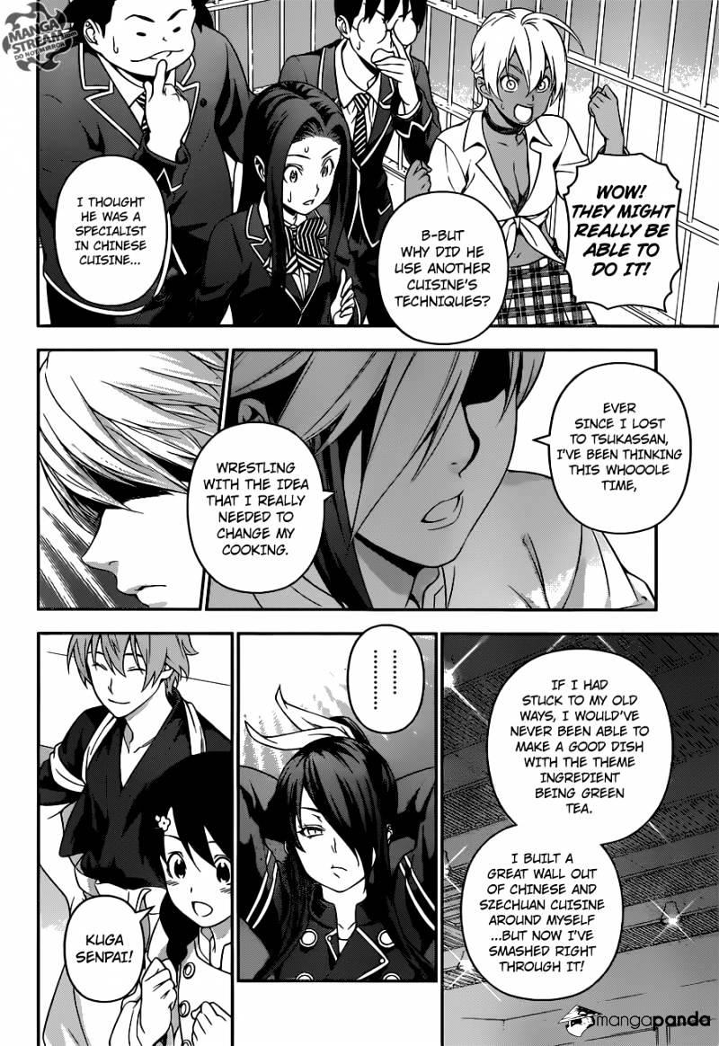 Shokugeki no Soma Chapter 227  Online Free Manga Read Image 16