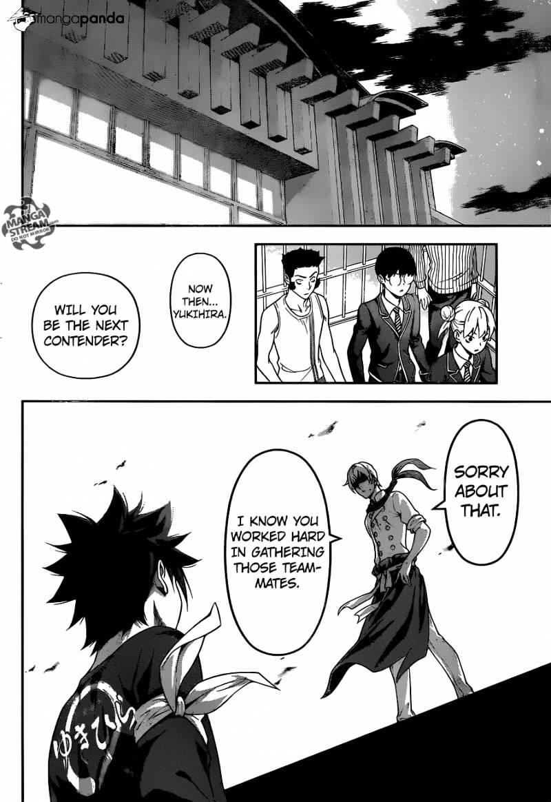 Shokugeki no Soma Chapter 227  Online Free Manga Read Image 20