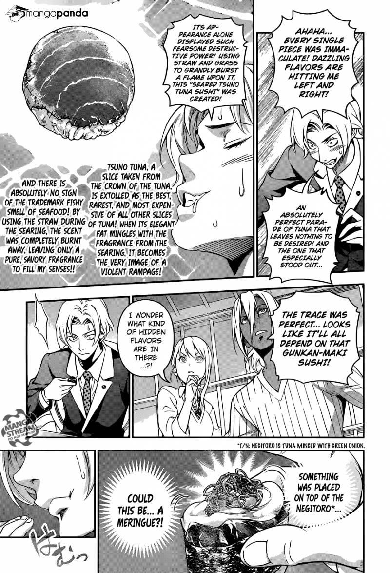 Shokugeki no Soma Chapter 227  Online Free Manga Read Image 9