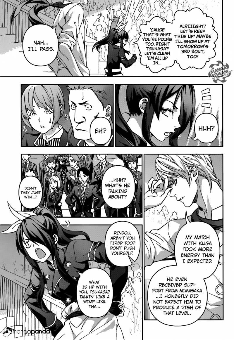 Shokugeki no Soma Chapter 228  Online Free Manga Read Image 10