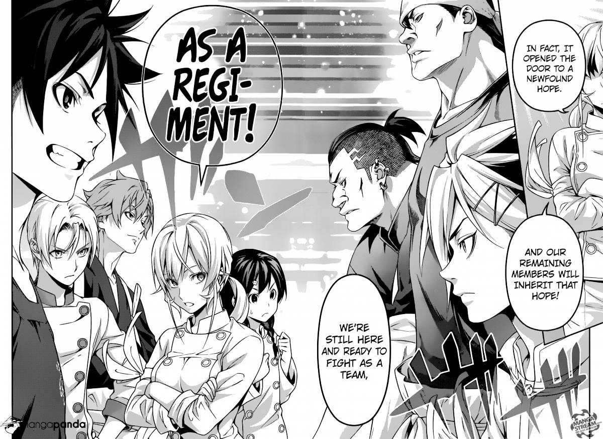 Shokugeki no Soma Chapter 228  Online Free Manga Read Image 14