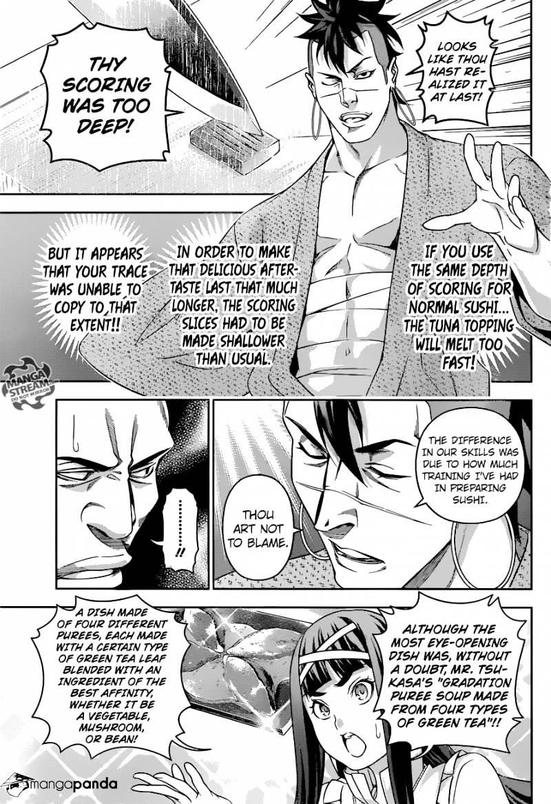 Shokugeki no Soma Chapter 228  Online Free Manga Read Image 6