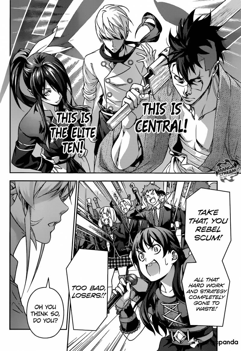 Shokugeki no Soma Chapter 228  Online Free Manga Read Image 9