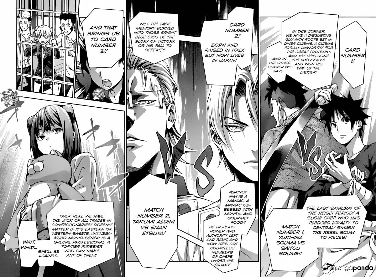 Shokugeki no Soma Chapter 229  Online Free Manga Read Image 16
