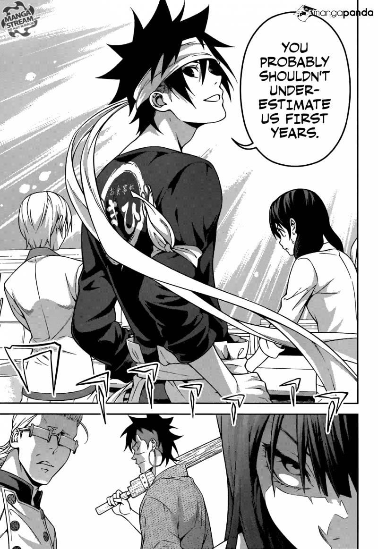 Shokugeki no Soma Chapter 231  Online Free Manga Read Image 14