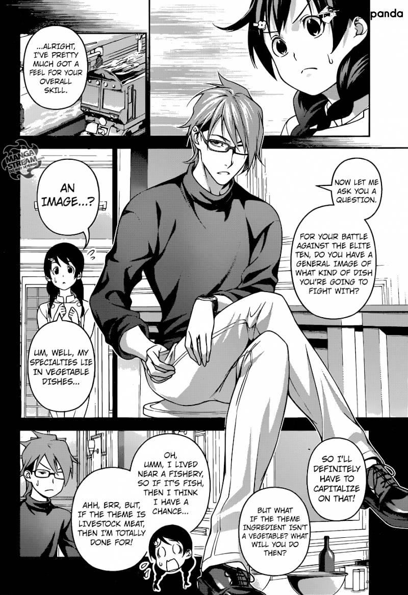 Shokugeki no Soma Chapter 231  Online Free Manga Read Image 15