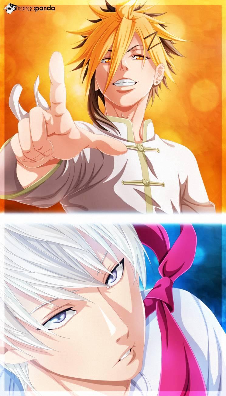 Shokugeki no Soma Chapter 231  Online Free Manga Read Image 20