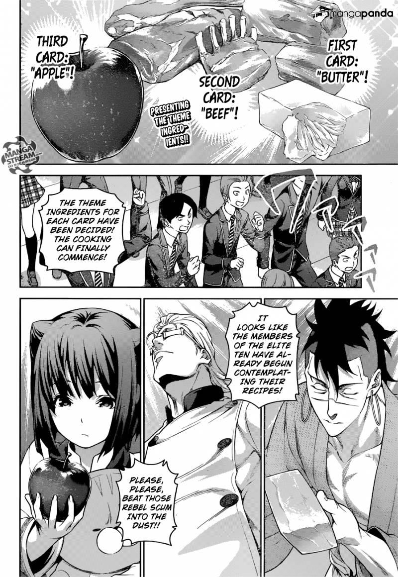 Shokugeki no Soma Chapter 231  Online Free Manga Read Image 3