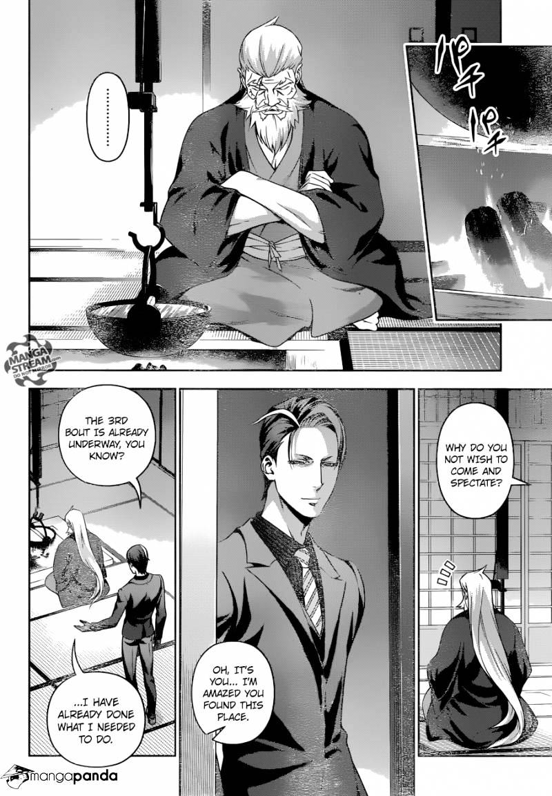 Shokugeki no Soma Chapter 232  Online Free Manga Read Image 20