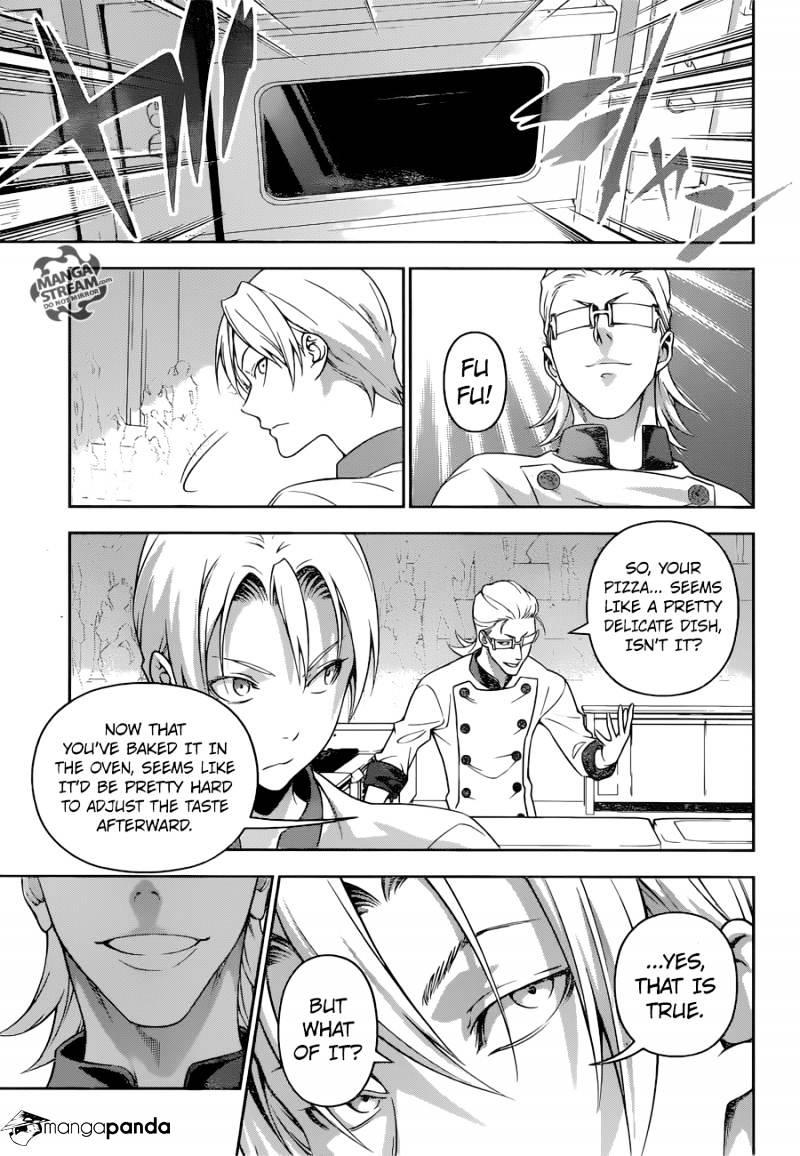 Shokugeki no Soma Chapter 234  Online Free Manga Read Image 10