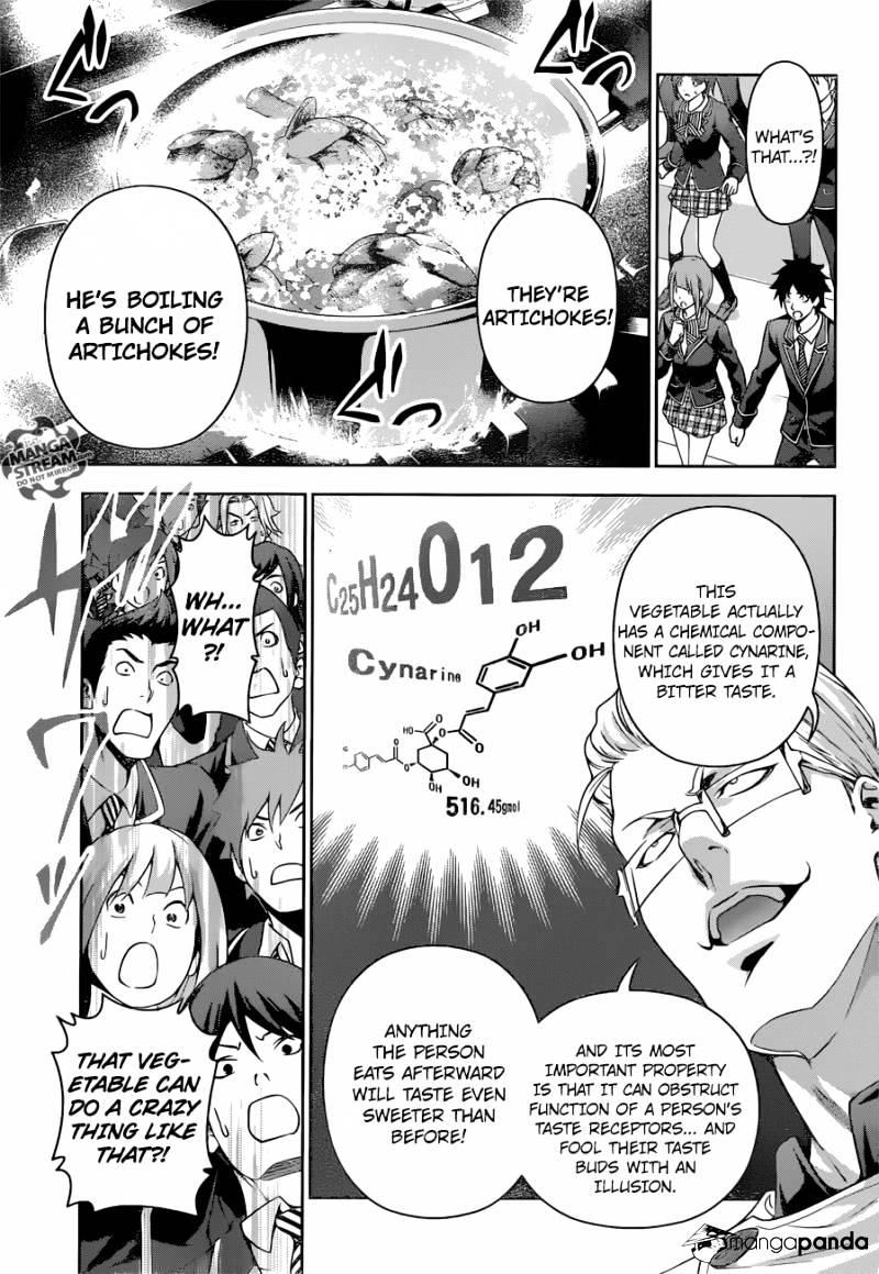 Shokugeki no Soma Chapter 234  Online Free Manga Read Image 12