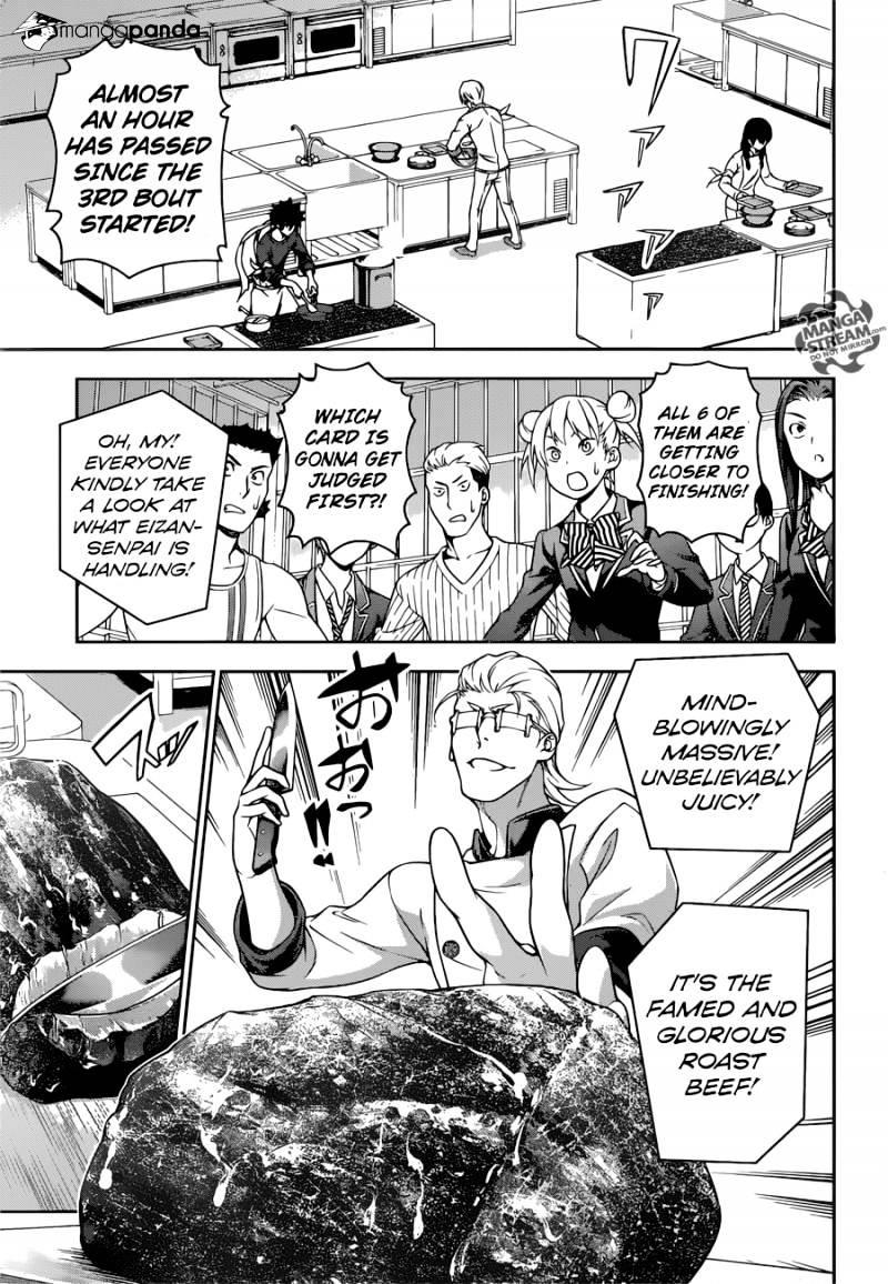Shokugeki no Soma Chapter 234  Online Free Manga Read Image 4
