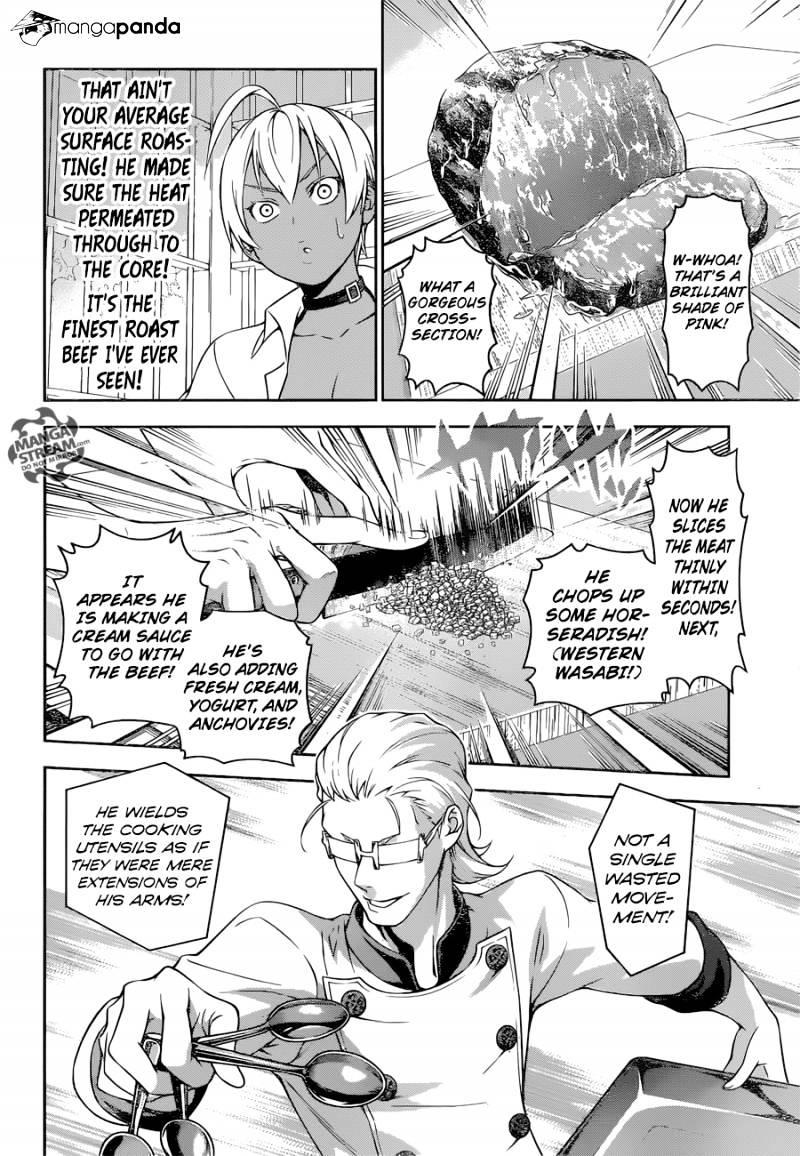 Shokugeki no Soma Chapter 234  Online Free Manga Read Image 5