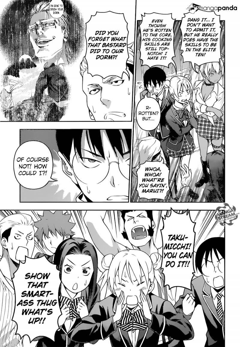 Shokugeki no Soma Chapter 234  Online Free Manga Read Image 6