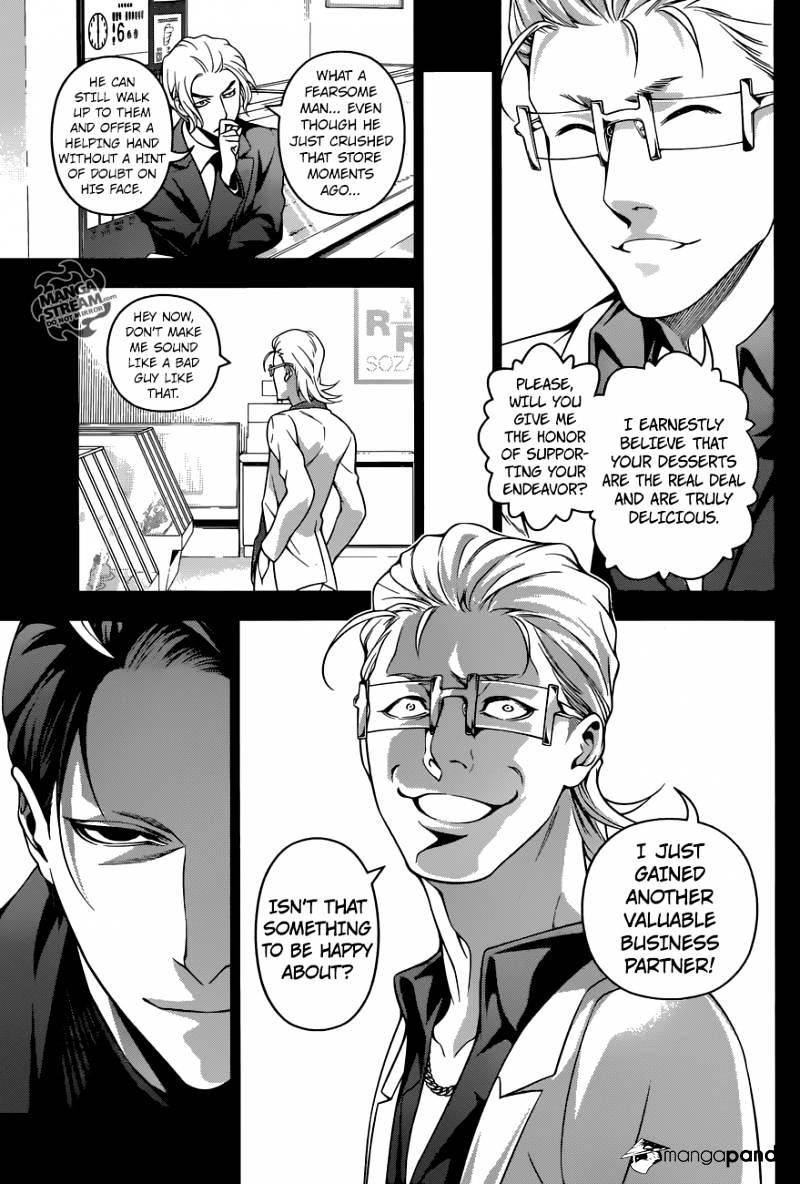 Shokugeki no Soma Chapter 235  Online Free Manga Read Image 14