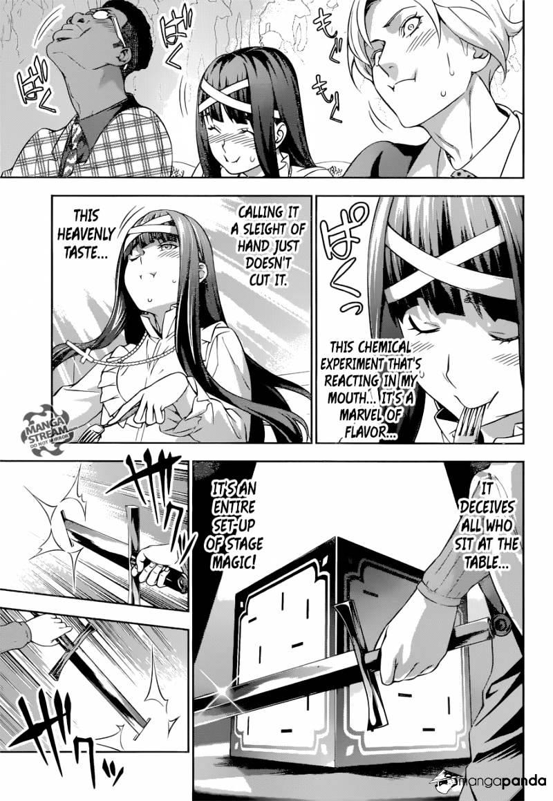 Shokugeki no Soma Chapter 235  Online Free Manga Read Image 16