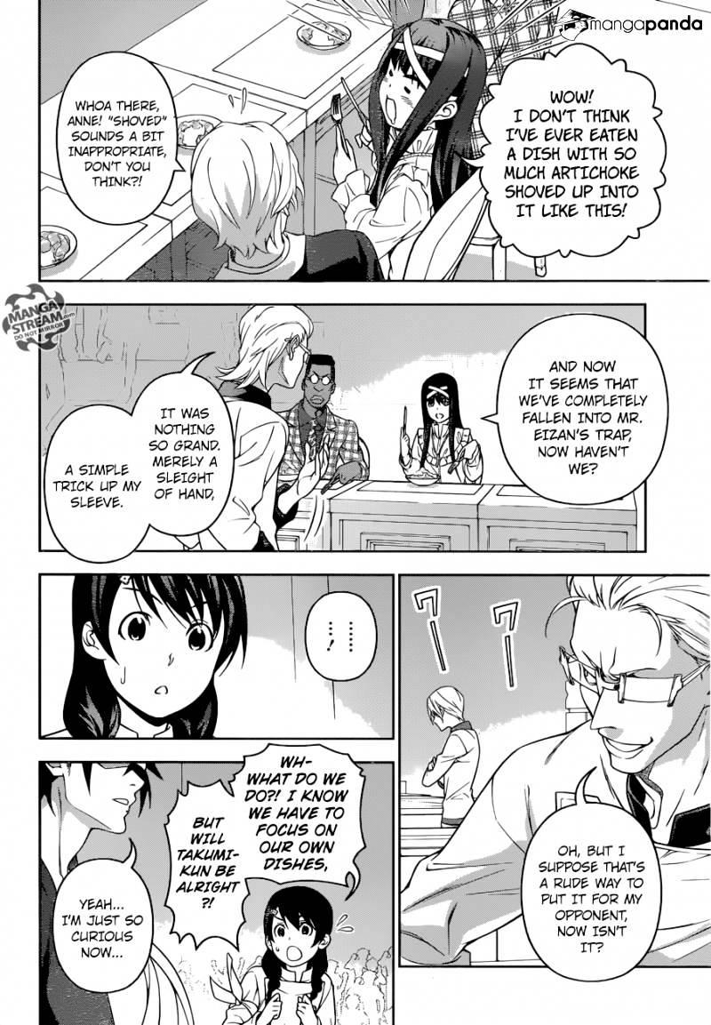 Shokugeki no Soma Chapter 235  Online Free Manga Read Image 5