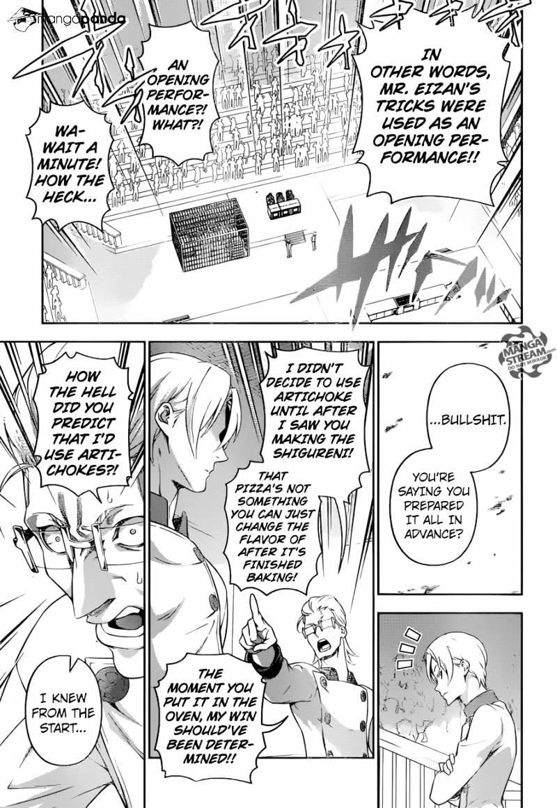 Shokugeki no Soma Chapter 236  Online Free Manga Read Image 13
