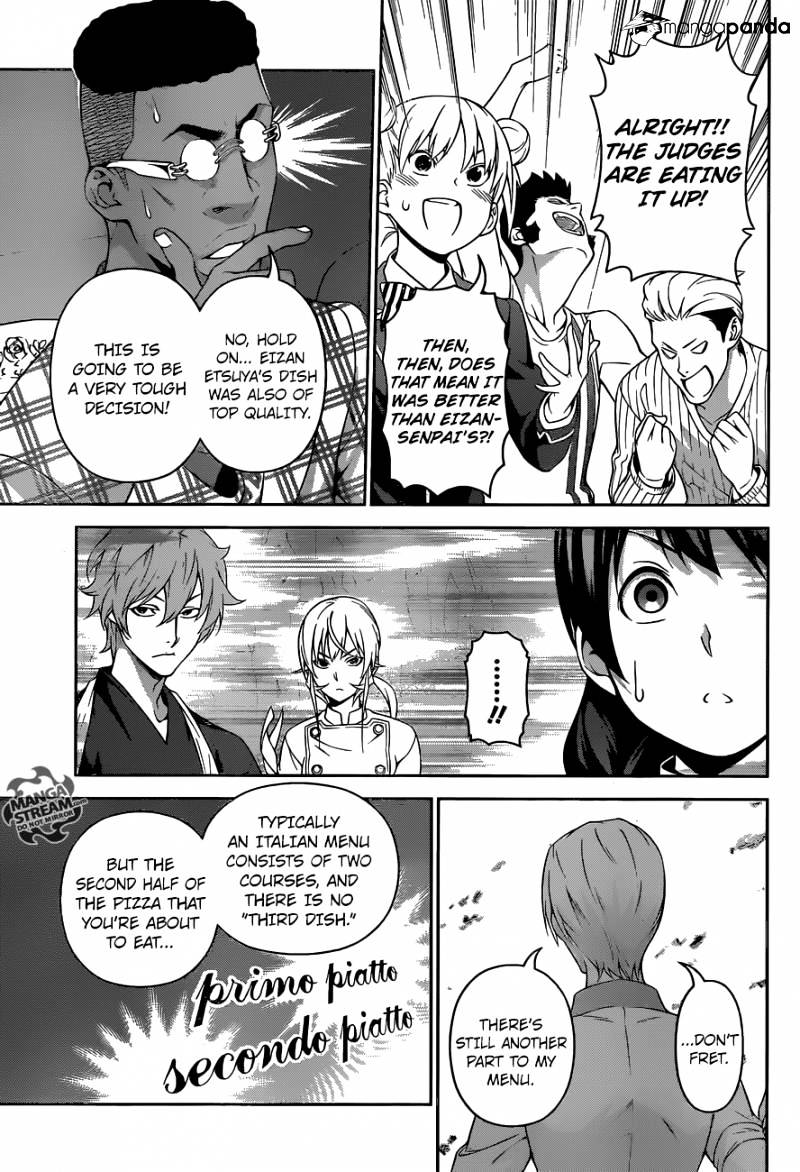 Shokugeki no Soma Chapter 236  Online Free Manga Read Image 19