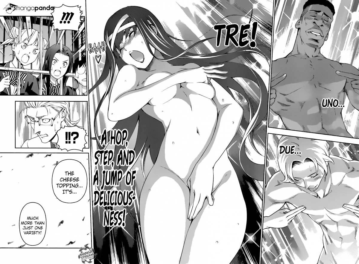 Shokugeki no Soma Chapter 237  Online Free Manga Read Image 6