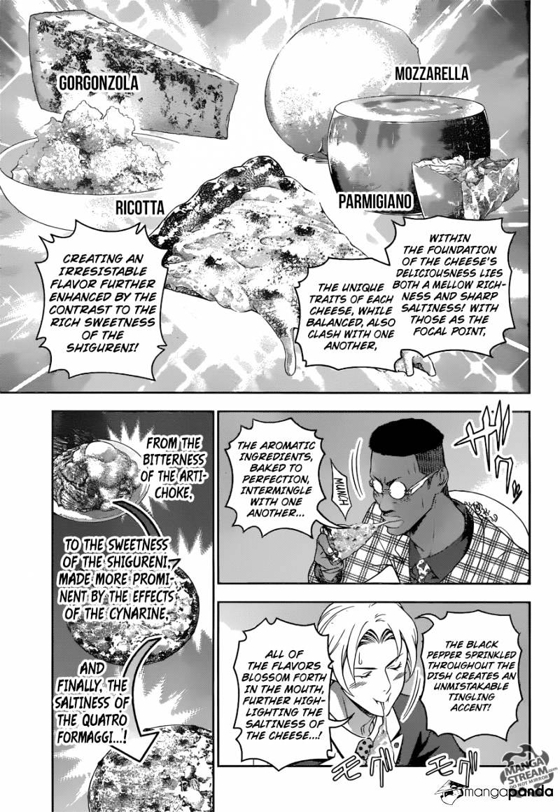 Shokugeki no Soma Chapter 237  Online Free Manga Read Image 8