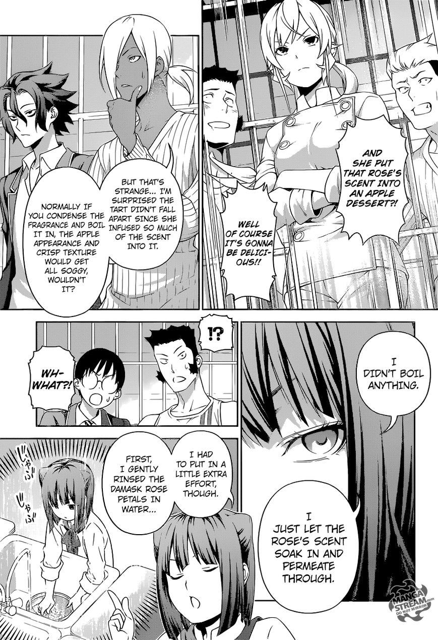 Shokugeki no Soma Chapter 238  Online Free Manga Read Image 13