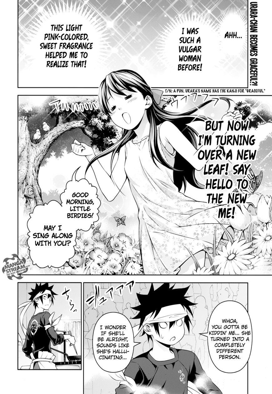Shokugeki no Soma Chapter 238  Online Free Manga Read Image 4