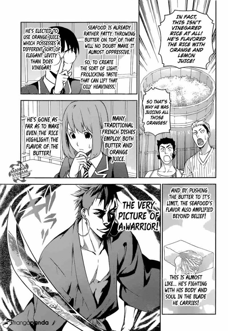 Shokugeki no Soma Chapter 241  Online Free Manga Read Image 6