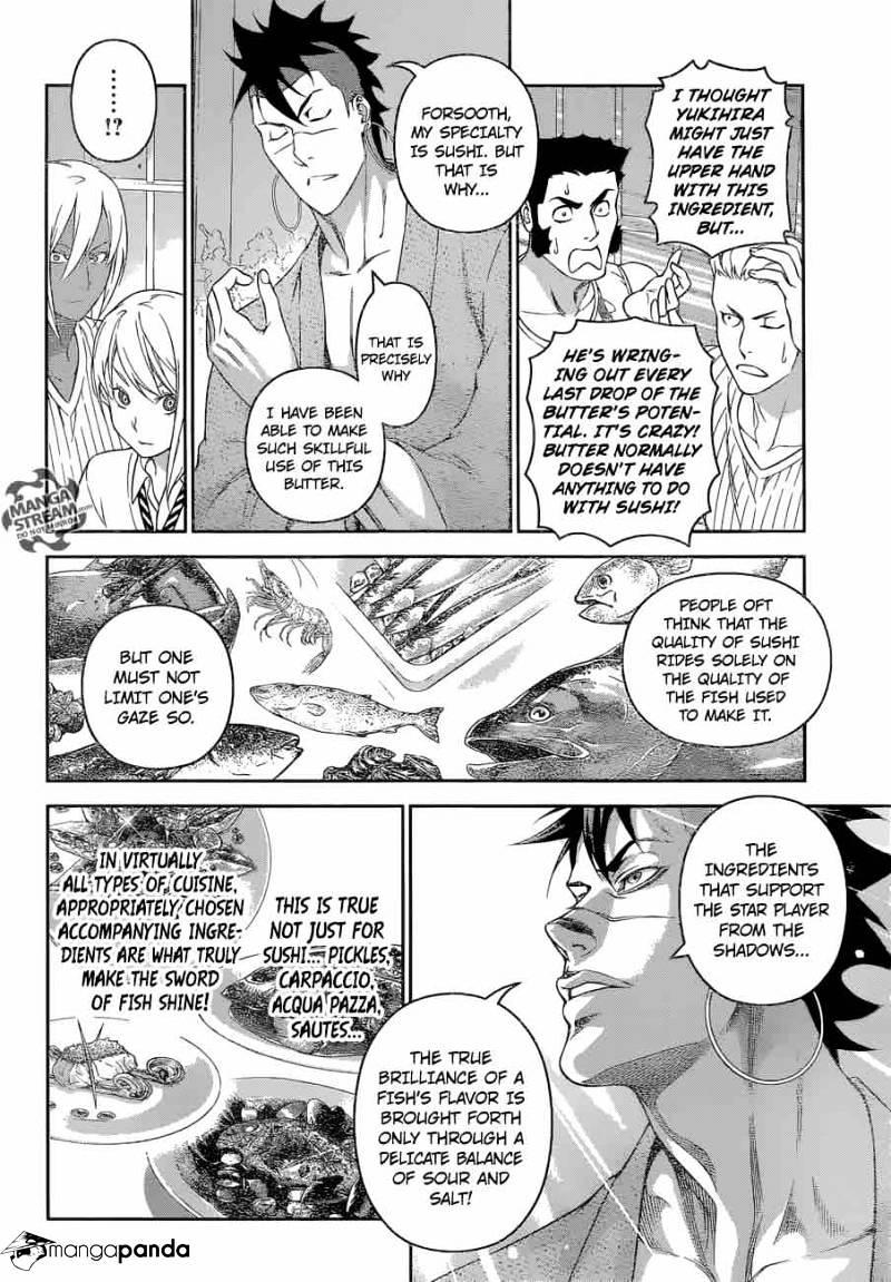 Shokugeki no Soma Chapter 241  Online Free Manga Read Image 7