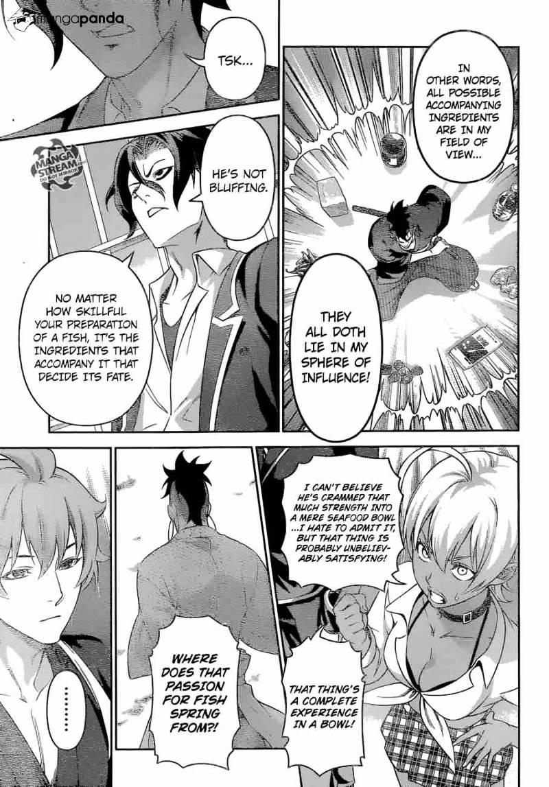 Shokugeki no Soma Chapter 241  Online Free Manga Read Image 8