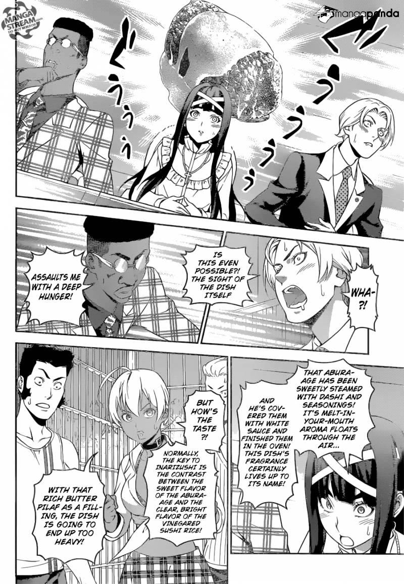 Shokugeki no Soma Chapter 242  Online Free Manga Read Image 8