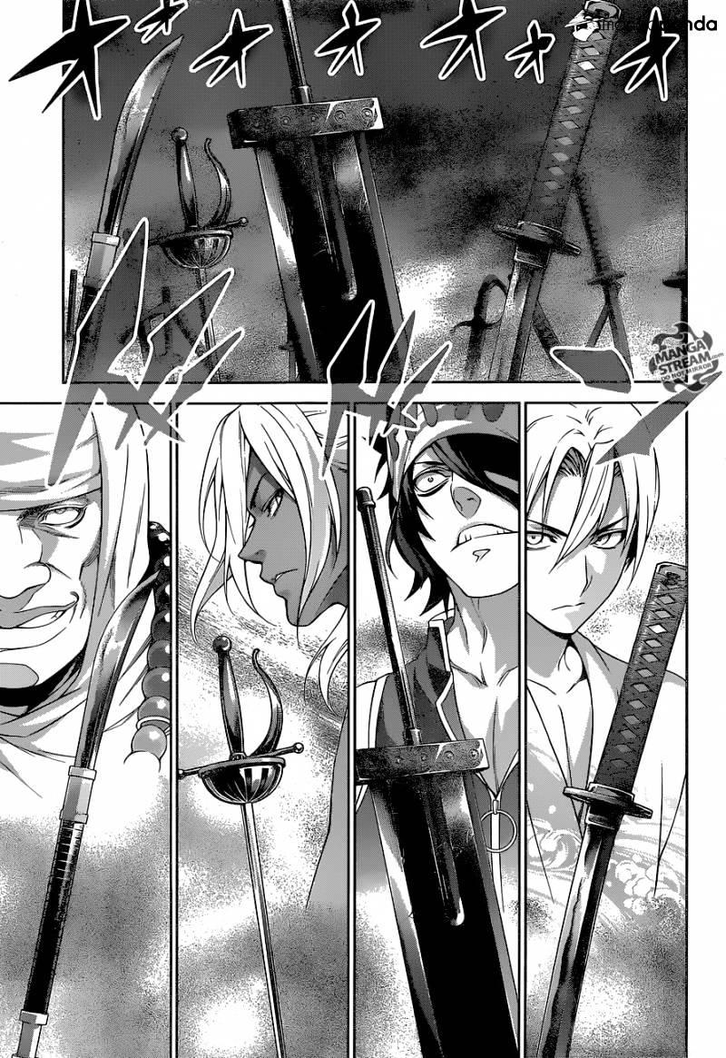 Shokugeki no Soma Chapter 243  Online Free Manga Read Image 9